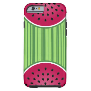 Watermelon Wedgies Tough iPhone 6 Case