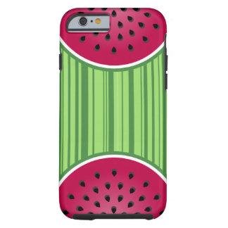 Watermelon Wedgies Tough iPhone 6 Case