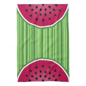 Watermelon Wedgies Towel