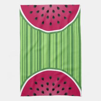 Watermelon Wedgies Towels