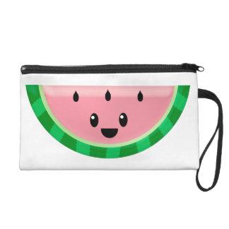 Watermelon Wristlet