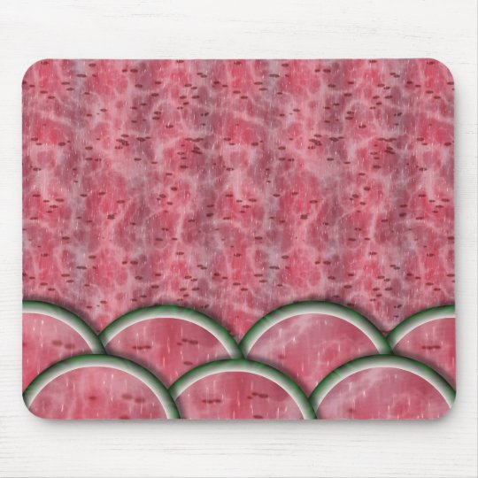 Watermelonmania Mouse Pad