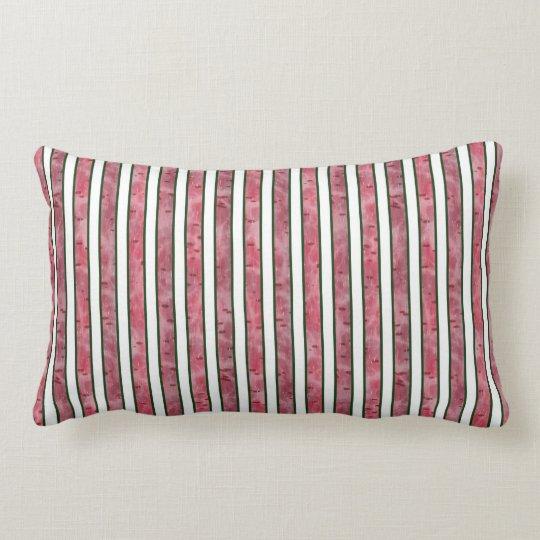 "Watermelonmania - Throw Pillow Lumbar 13"" x 21"""