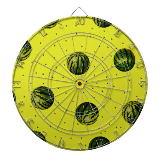 watermelons and seeds products dartboard