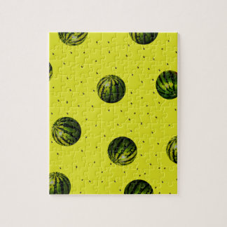 watermelons and seeds products jigsaw puzzle