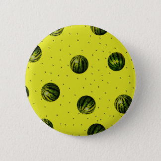 watermelons and seeds products pinback button