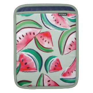 watermelons iPad sleeve