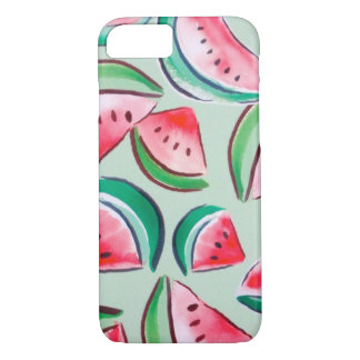 watermelons iPhone 7 case