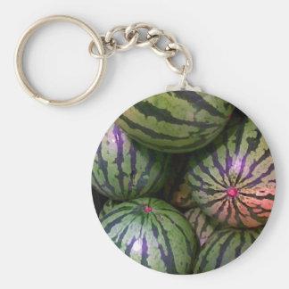 Watermelons Keychain