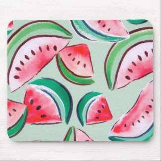 watermelons mouse pad