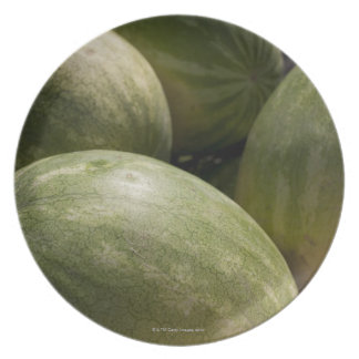 Watermelons Plate