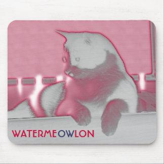 Watermeowlon Cat149 Alfombrilla De Raton