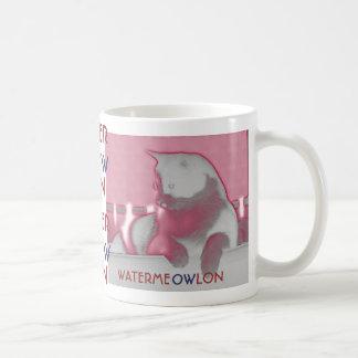 Watermeowlon Cat149 Taza Clásica
