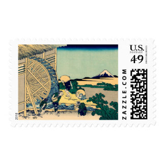 Watermill at Onden Stamps