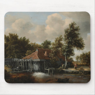 Watermill Holland Meindert Hobbema Mouse Pad