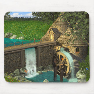 Watermill Mouse Pad