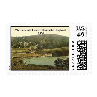 Watermouth Castle, Ilfracombe, England 1905 Postage