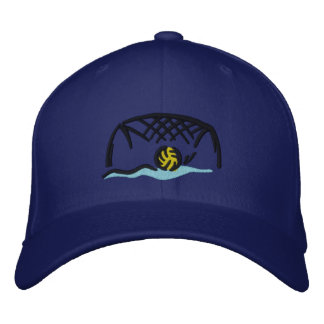 Waterpolo - Nothing But Net! Embroidered Hat
