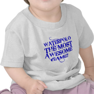 waterpolo the most awesome tshirts