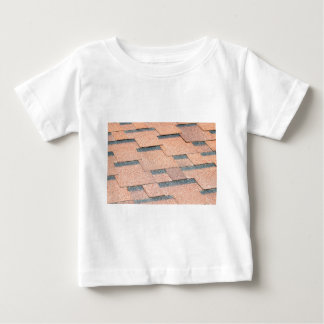 Waterproof fragment of a covering of a roof baby T-Shirt