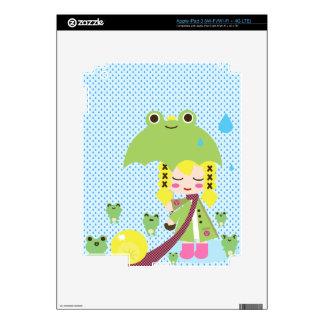 Waterproof iPad 3 Decals