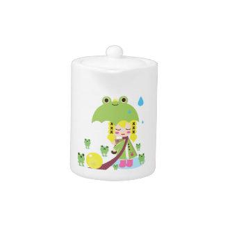 Waterproof Teapot