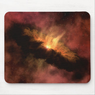 Water's Early Journey Mouse Pad