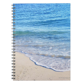 Water's edge 4 notebook
