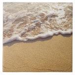 Water's edge 5 ceramic tile