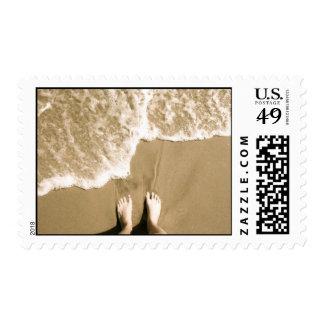 Waters Edge Postage Stamp