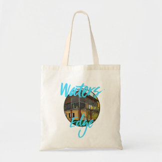 Water's edge tote bag