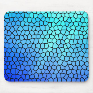 Water's Mosaic Mouse Pad