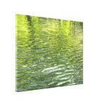 Waters of Oak Creek Canvas Print