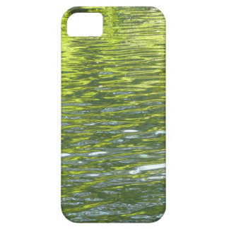 Waters of Oak Creek Yellow and Green Nature Photo iPhone 5 Cover