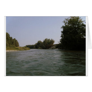 Waters View Card