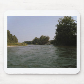 Waters View Mouse Pad