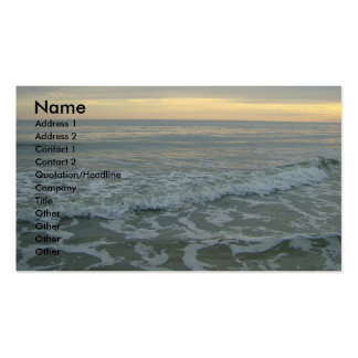 Waterscape Business Card