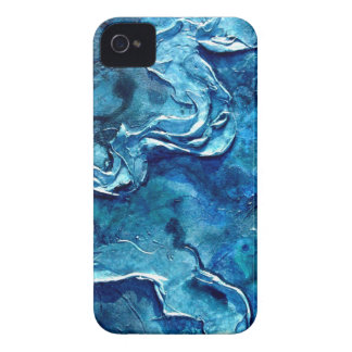 Waterscape por el acebo Anderson del artista Case-Mate iPhone 4 Cárcasa