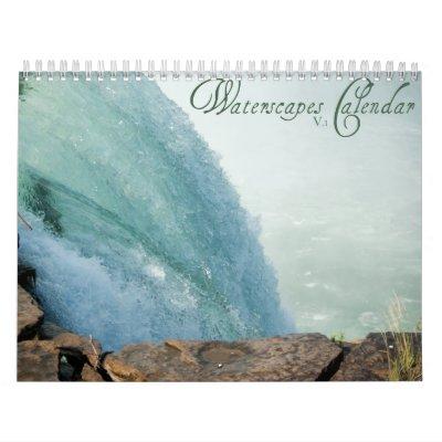 Waterscapes Calendar v.1