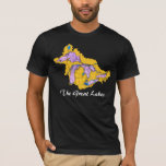 Watershead, The Great Lakes T-Shirt