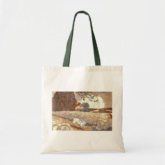 Watership Down Canvas Bags