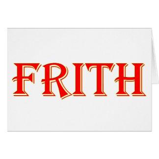 Watership Down God FRITH Card