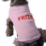 Watership Down God FRITH Dog Tshirt
