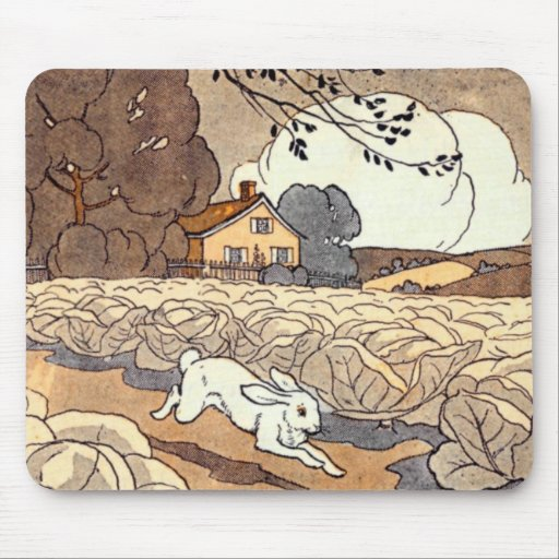Watership Down Mouse Pad