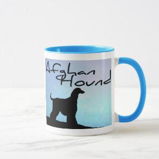Waterside Afghan Hound Mug