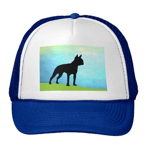 Waterside Boston Terrier Trucker Hat