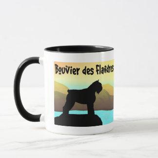 Waterside Bouvier des Flandres Mug