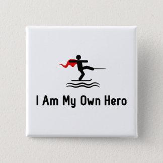 Waterskiing Hero Button