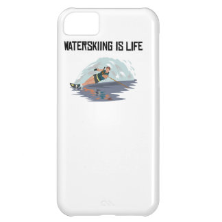 Waterskiing Is Life iPhone 5C Cases