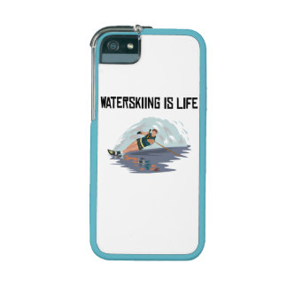 Waterskiing Is Life iPhone 5/5S Covers